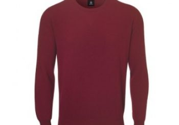 Hashtag Collective Burgundy Cashmere Jumper