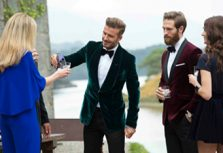 Haig Club TV Ad Shows Off Fashion