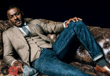 Idris Elba's GQ Photo Shoot – October 2013