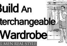 Build An Interchangeable Wardrobe