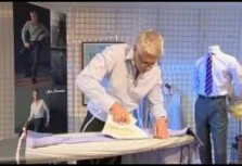 TM Lewin – How To Iron A Shirt