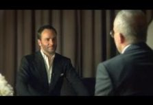 Jim Moore Talks Style With Tom Ford