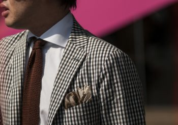 2 Ways To Wear The Knitted Tie