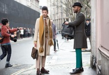 The London Collections: Men AW14 Best Dressed