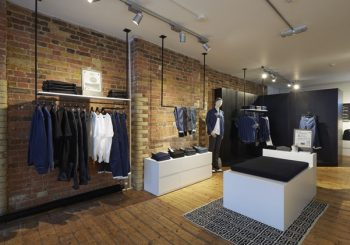 Levi's Launches Shoreditch Pop-Up Store