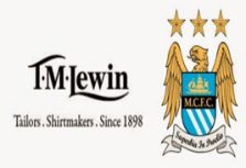 T.M. Lewin – Official Formal Wear Partner of Manchester City FC