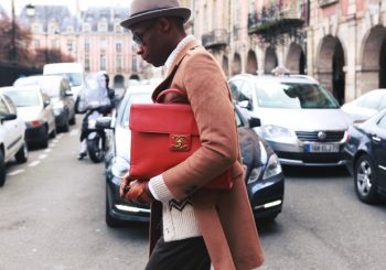 Fashion Essential: Men's Bags