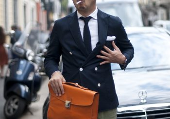 Style Basics: Mens Bags