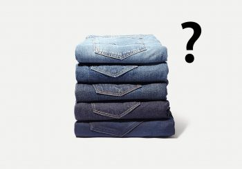 3 Pairs Of Jeans Every Man Needs