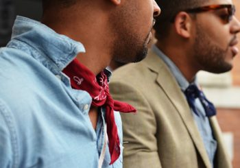 Men's Fashion Trend: Neckerchiefs
