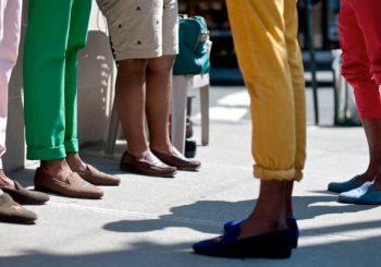 Fashion Basics: Mens Summer Footwear