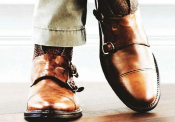 Wardrobe Essentials: The Monk Strap Shoe