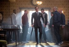Mr Porter Kingsman Menswear Collection