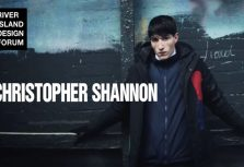 River Island Design Forum X Christopher Shannon