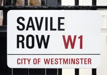 Buying Bespoke Trousers From Savile Row