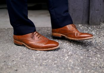 Choosing The Right Pair Of Leather Shoes