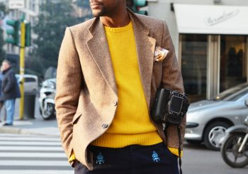 Mens Style: Spring Knitwear