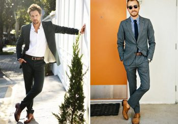 Choosing Your Suit & Shoe Colour