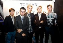 Spector At Topman
