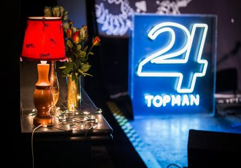 Topman 24 Introduces Superfood