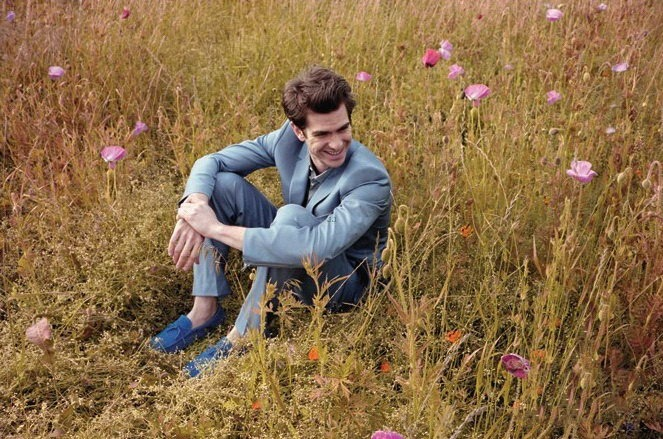 Style Icon Andrew Garfield Mens Fashion Magazine