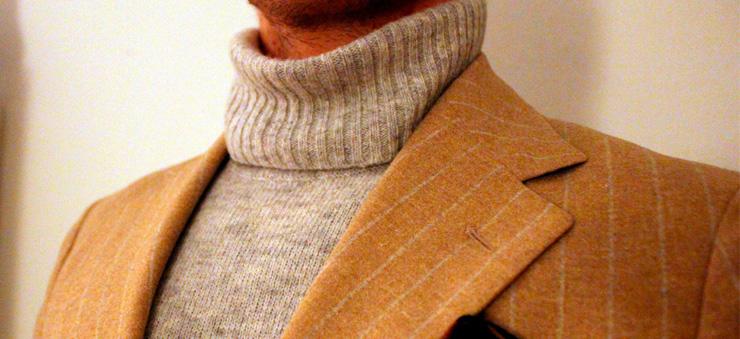 Mens Fashion Basics: The Turtleneck | Mens Fashion Magazine