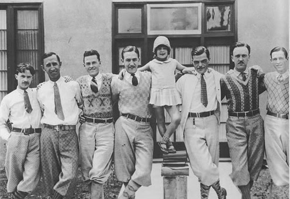 1930s mens fashion and style