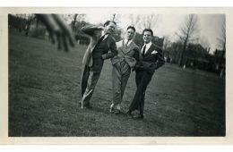 mens fashion 1940s