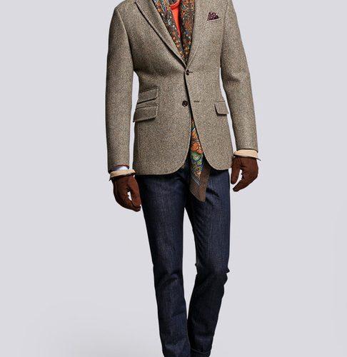 blazer as outerwear