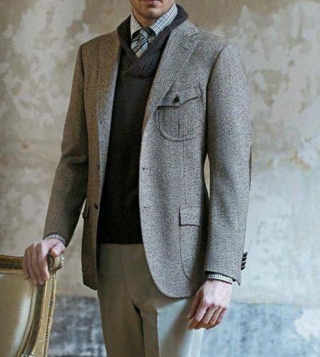 grey tailoring