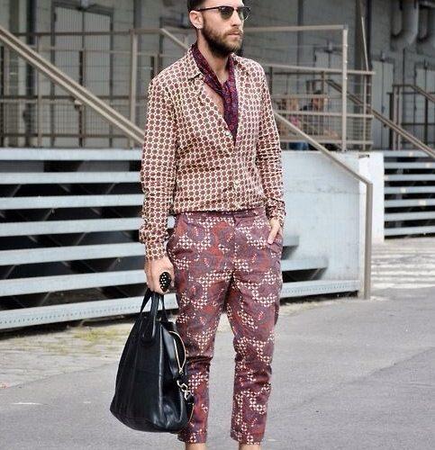 matching pattern