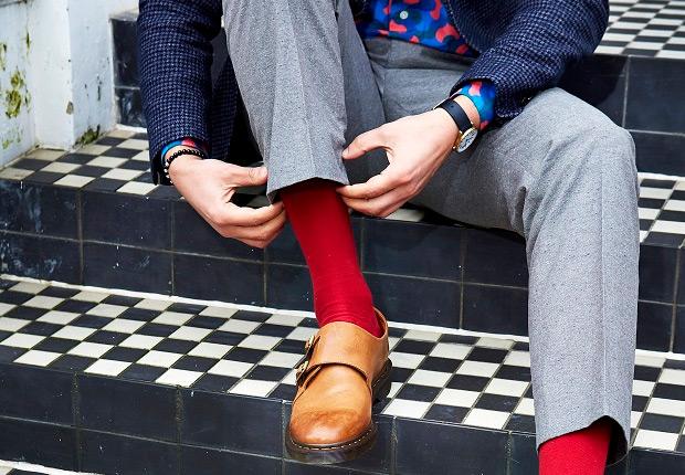 power of socks