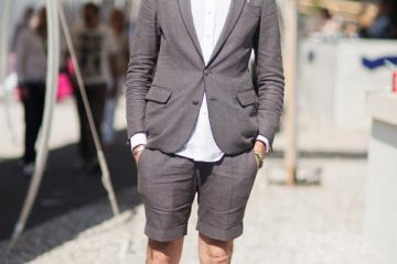 shorts and suits