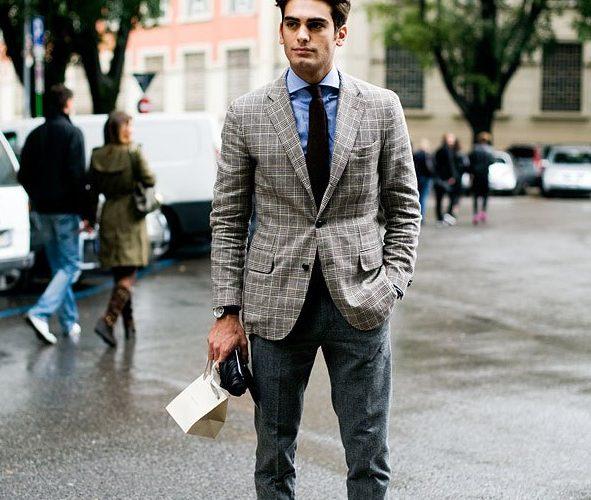 suit mixture