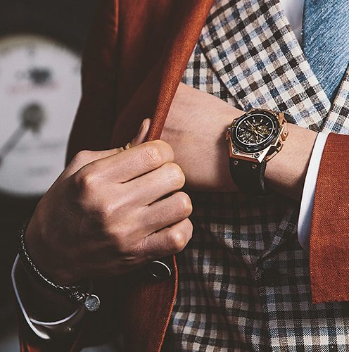 layers style