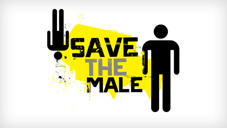 save the male