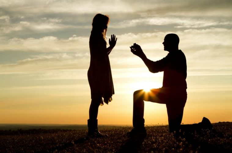How To Propose As A Man Mens Fashion Magazine