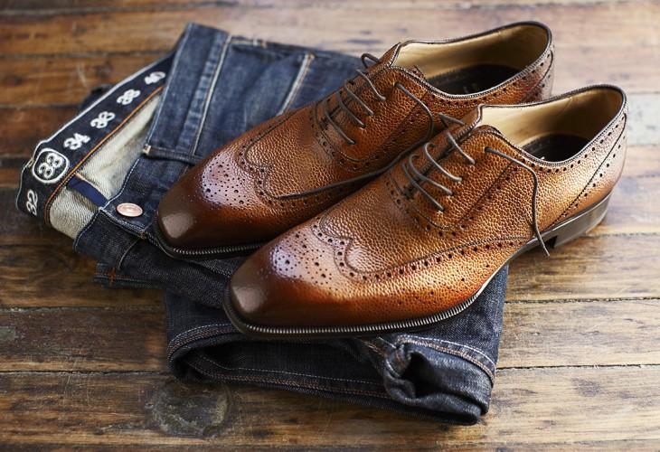 What Kind Of Shoes Do Black Men Wear