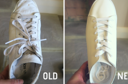 white sneakers under £50
