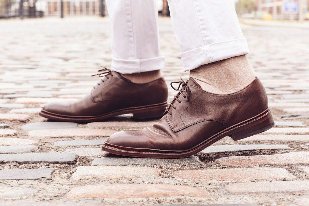 giày goodyear welt